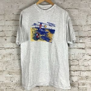 VTG 1991 Hilton Head President's Club T-Shirt XL
